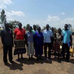 Committee members of Ilera borehole