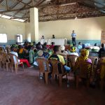 The local stakeholder consultation in Kilifi