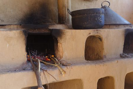 Improved cookstoves in Eritrea